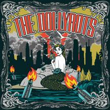Dollyrots- Whiplash Splash LP (Sale price!)