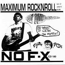 NOFX- Maximum Rock N Roll LP