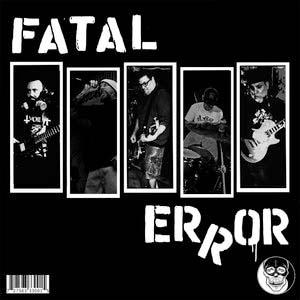 Fatal Error / Modern Enemy- Split LP