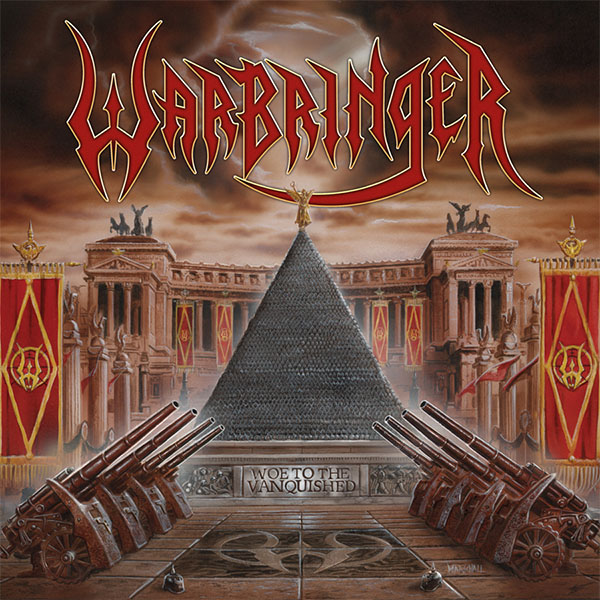 Warbringer- Woe To The Vanquished LP