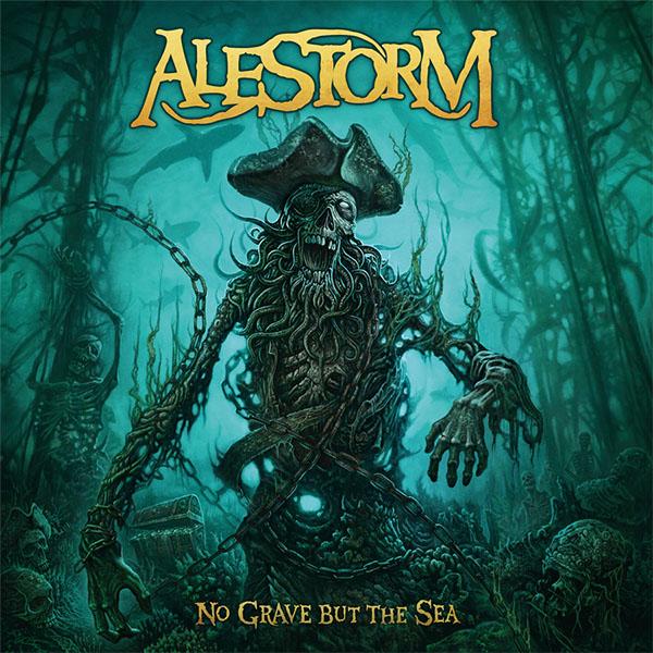 Alestorm- No Grave But The Sea LP