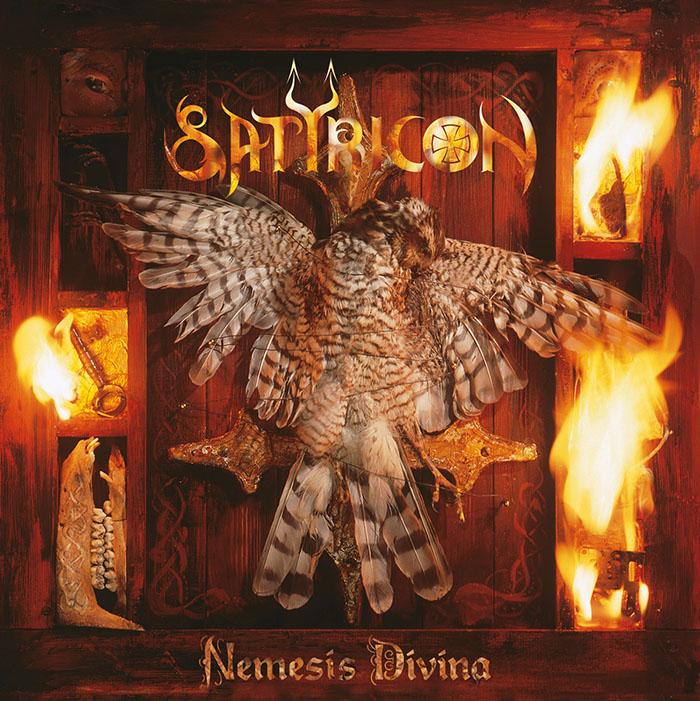 Satyricon- Nemesis Devina LP