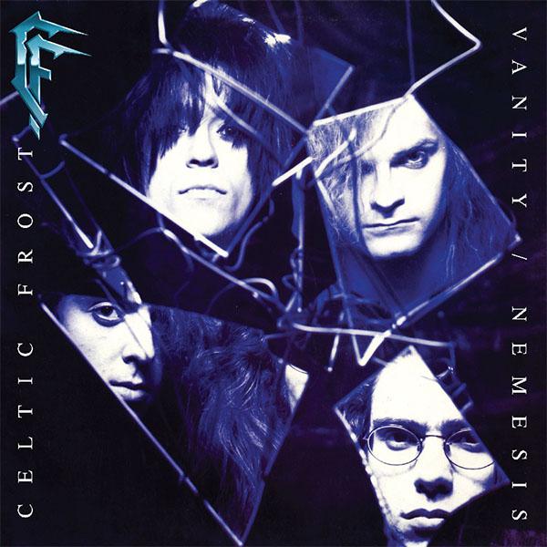 Celtic Frost- Vanity Nemesis 2xLP (180gram Vinyl, 2 Posters, & booklet)