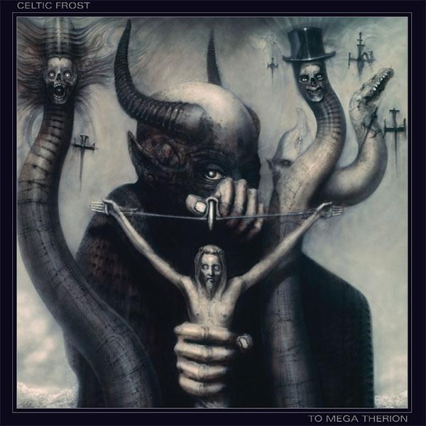 Celtic Frost- To Mega Therion 2xLP (180gram Vinyl, 2 Posters, & booklet)