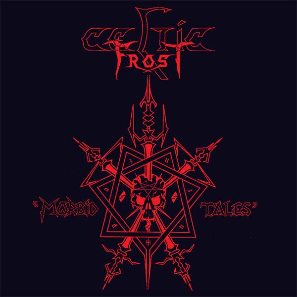 Celtic Frost- Morbid Tales 2xLP (180gram Vinyl, 2 Posters, & booklet)