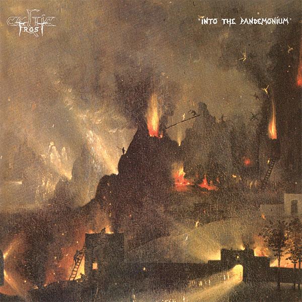 Celtic Frost- Into The Pandemonium 2xLP (180gram Vinyl, 2 Posters, & booklet)