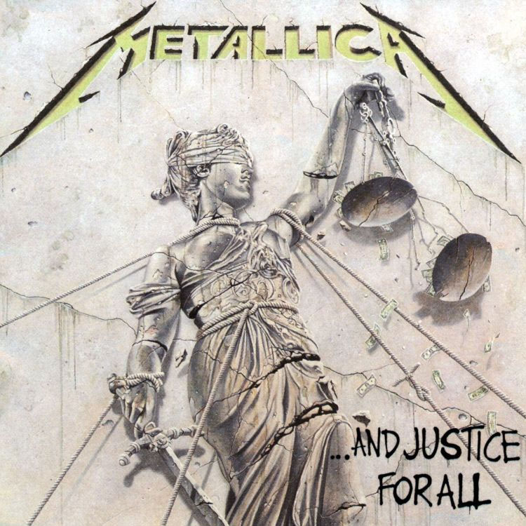 Metallica- And Justice For All 2xLP (Remastered, 180gram Vinyl)