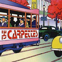 Carpettes- S/T LP (Color Vinyl)