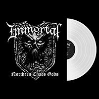 Immortal- Northern Chaos Gods LP (White Vinyl)