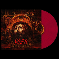 Slayer- Repentless LP (Red Vinyl)