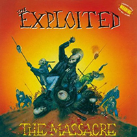 Exploited- The Massacre 2xLP