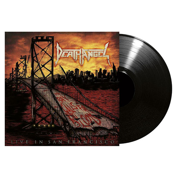 Death Angel- The Bay Calls For Blood, Live In San Francisco LP