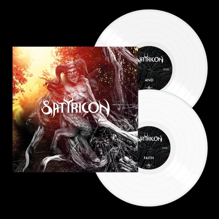 Satyricon- S/T 2xLP (180gram White Vinyl)