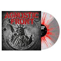 Agnostic Front- The American Dream Died LP (Splatter Vinyl)