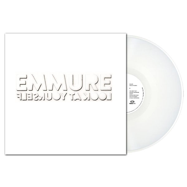 Emmure- Look At Yourself LP (White Vinyl)