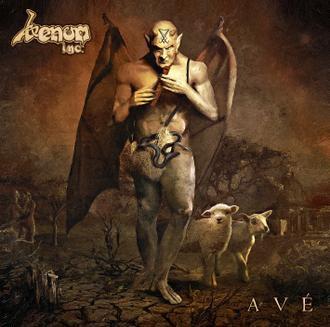 Venom Inc- AVE 2xLP (Ltd Ed BONE WITH BROWN SPLATTER Vinyl)