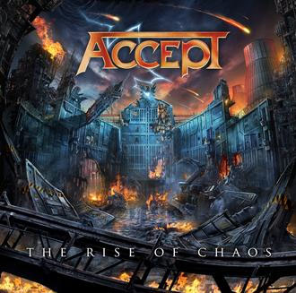 Accept- The Rise Of Chaos 2xLP