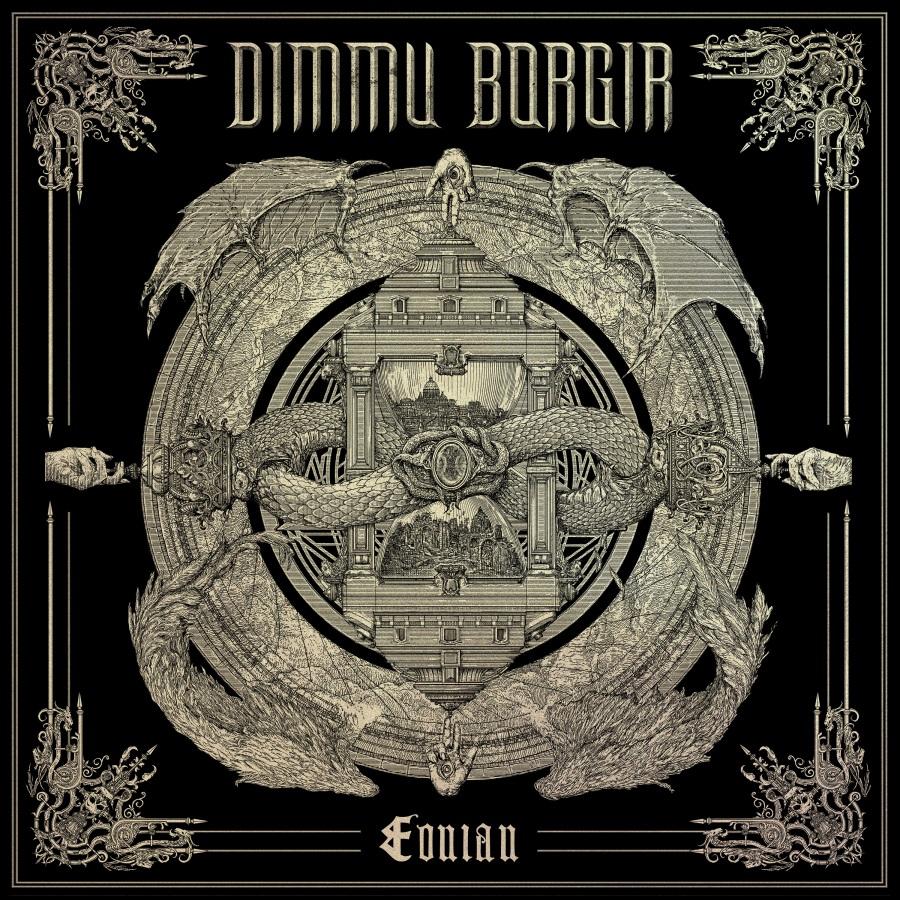 Dimmu Borgir- Eonian Cassette