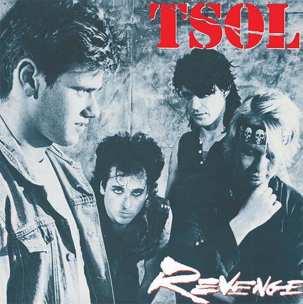 TSOL- Revenge LP