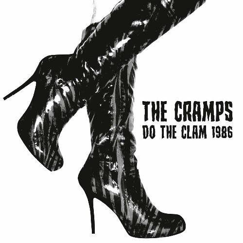 Cramps- Do The Clam 1986 2xLP (Orange Vinyl) (UK Import!)