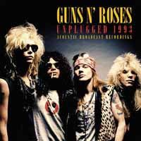 Guns N Roses- Unplugged 1993, Acoustic Broadcast Recordings 2xLP (UK Import)