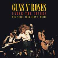 Guns N Roses- Under The Covers, The Songs They Didn't Write 2xLP (UK Import)