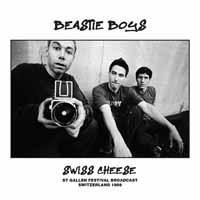Beastie Boys- Swiss Cheese, St Gallen Festival Broadcast 1998 2xLP (UK Import!)