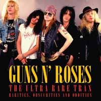 Guns N Roses- The Ultra Rare Trax: Rarities, Obscurities And Oddities 2xLP (UK Import)