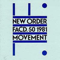 New Order- Movement LP (180gram Vinyl)