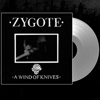 Zygote- A Wind Of Knives LP (Silver Vinyl) (Amebix)