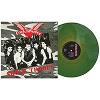 Cock Sparrer- Shock Troops LP (Gold Inside Swamp Green Vinyl)