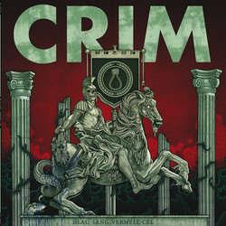 Crim- Blau Sang, Vermell Cel LP (Color Vinyl)