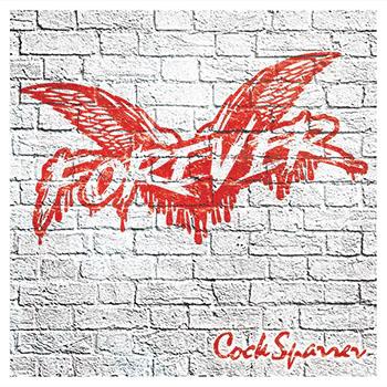 Cock Sparrer- Forever LP (180 gram Vinyl)