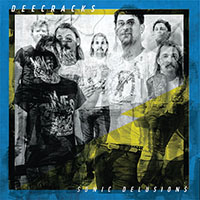 Deecracks- Sonic Delusions LP