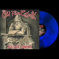 Old Firm Casuals- Holger Danske LP (Galaxy Blue Vinyl) (Includes Flexi Single and Sticker!)