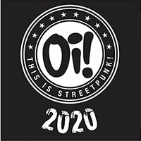 """V/A- Oi! This Is Streetpunk 2020 2x10"""""""