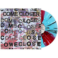 Come Closer- Pretty Garbage (Blue & Red Pinwheel With Splatter Vinyl)