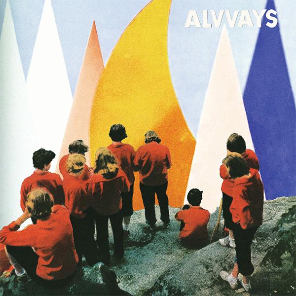 Alvvays- Antisocialites LP (180gram Yellow Vinyl)