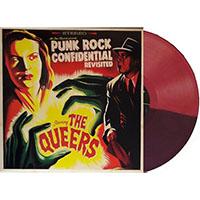 Queers- Punk Rock Confidential Revisited LP (Ltd Ed Split Color Vinyl)