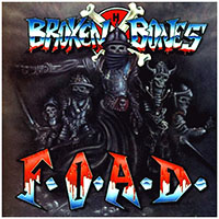Broken Bones- F.O.A.D. LP (Import)