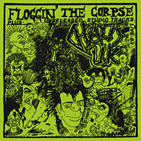 Chaos UK- Flogging The Corpse LP