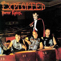 Exploited- Horror Epics LP