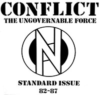 Conflict- Standard Issue 82-87 LP (Import)