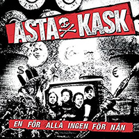 Asta Kask- En For Alla Ingen For Nan LP