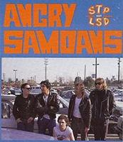 Angry Samoans- STP Not LSD LP (Turquoise Vinyl)