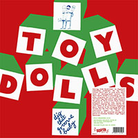 Toy Dolls- Dig That Groove Baby LP