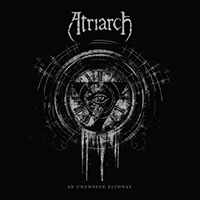 Atriarch- An Unending Pathway LP (Grey/Black Merge Vinyl)