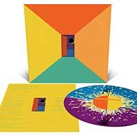 Ceremony- In The Spirit World Now LP (Blue/Purple Spilt Splatter Vinyl)