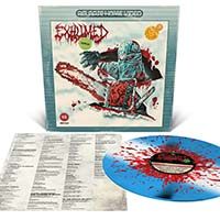 Exhumed- Horror LP (Milky Clear Splatter Vinyl)