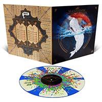 Mastodon- Leviathan LP (Royal Blue With Bone White Pinwheels & Splatter Vinyl)